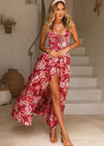 Boho Chic Long Womens Summer Dress