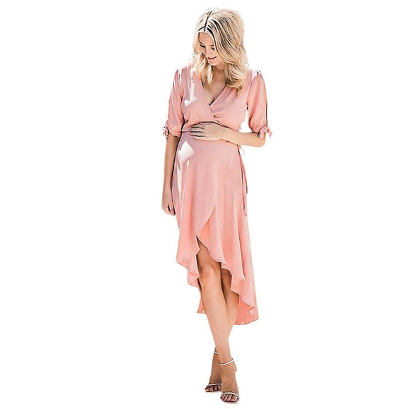 Women's Maternity Dress Fashion Summer Dresses - Loving Lane Co
