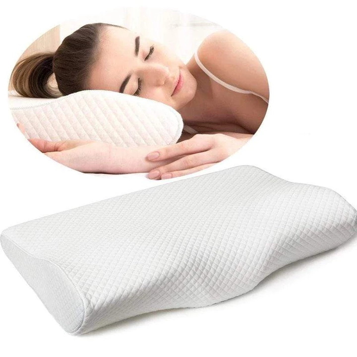 Butterfly cervical memory pillow - Loving Lane Co