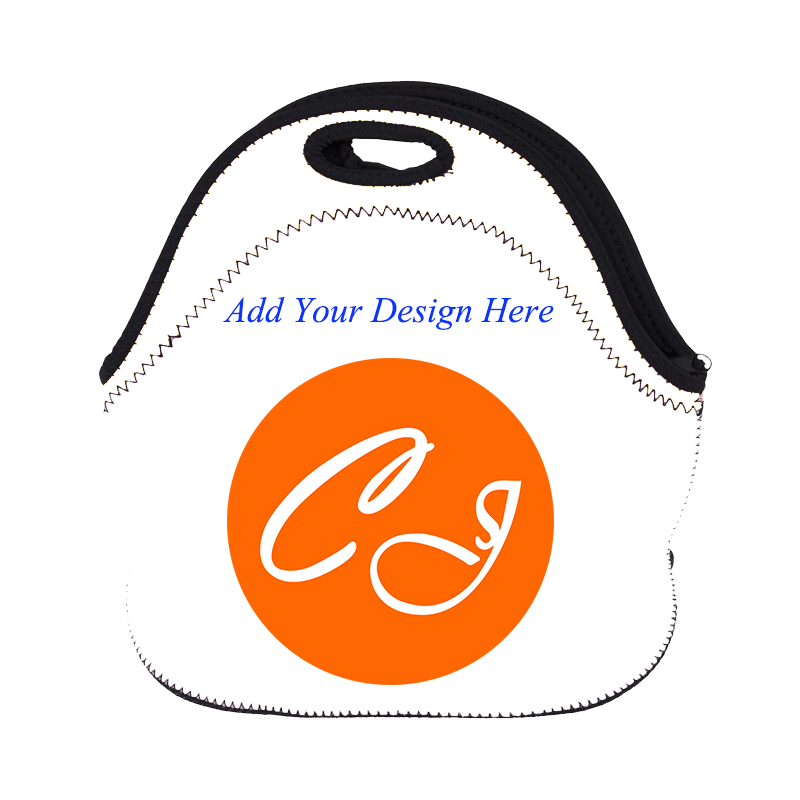 Waterproof & Heat Retention Lunch Bag Printed with Custom Design