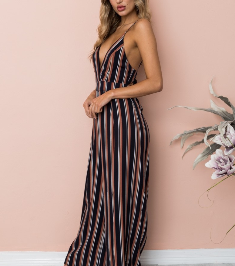 Chic Elegant Modern Light Weight and Sexy Womens Jumpsuits