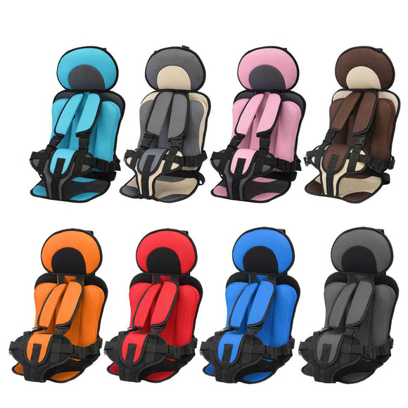 Fast Shipping Travel Car Seat Portable Childrens Booster Carseat