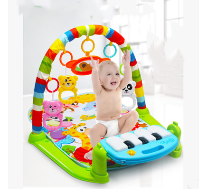 Tummy Time Play Mat for Babies in 3 Colors