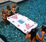 Floating Beer Pong perfect for Bachelorette Parties Seaside or Poolside! days and Pool P