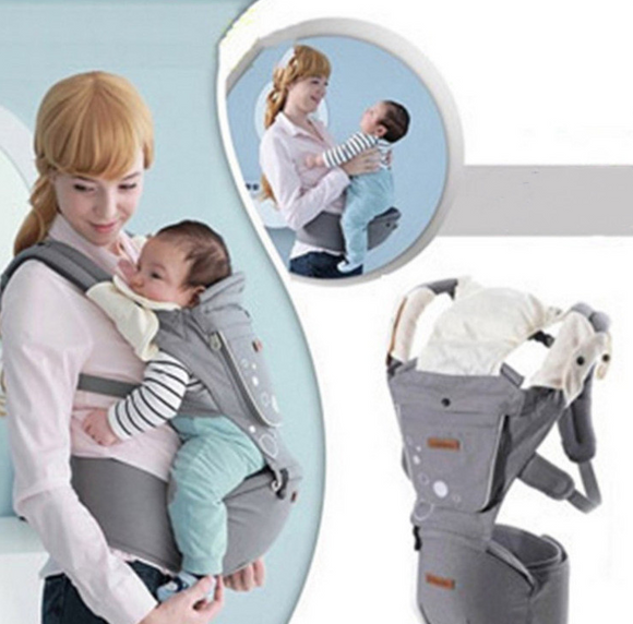 Multifunctional baby waist stool