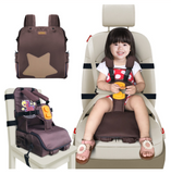 Booster Car Seat Toddler 3 in 1 Highchair Backpack Car Seat