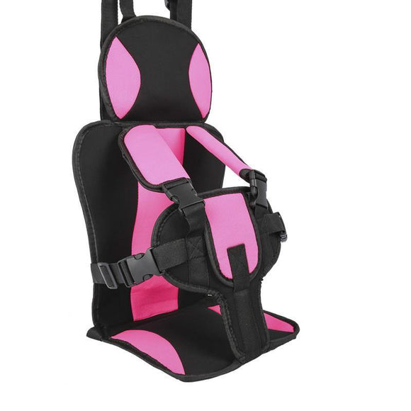 Small Portable Folding Travel Car Seat Child Safety Seats