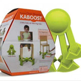 Kaboost Portable Chair Boosters Traveling Seat Portable For Child Lift Under Fits Most Chairs Adjustable Non Slip Green - Loving Lane Co