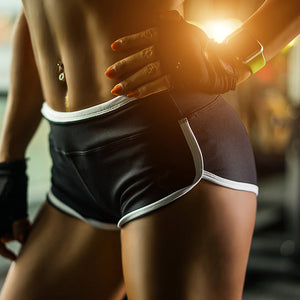 Womens Sexy Fitness Workout Shorts Running Gym  Shorts