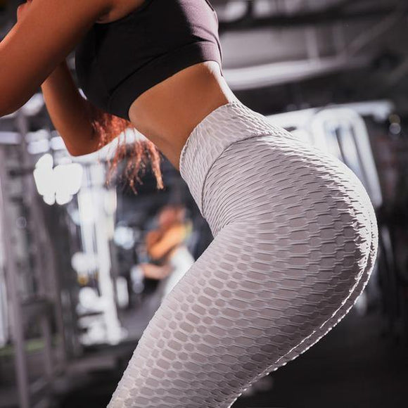 Anti Cellulite Compression Leggings Booty Shaping Scrunch Butt Yoga Pants