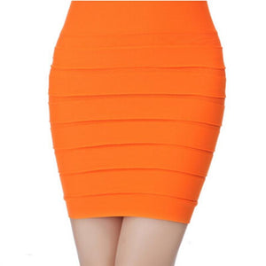 SALE! Bodycon Mini Skirts in 12 Colors! 5 for $40!