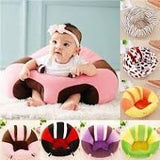 Infant Safety Seat Child Portable Chair Plush Sofa Baby Learning to Sit Chairs