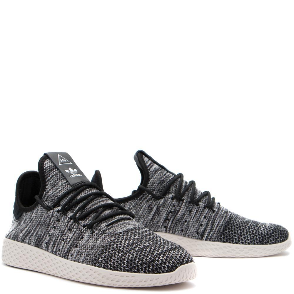 5936619c36159 adidas Originals by Pharrell Williams Tennis HU PK   Core Black ...