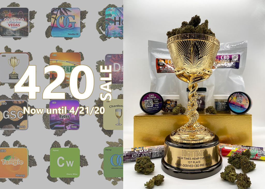 420 SALE IS NOW LIVE!!!