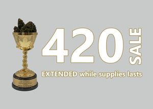 420 SALE EXTENDED!
