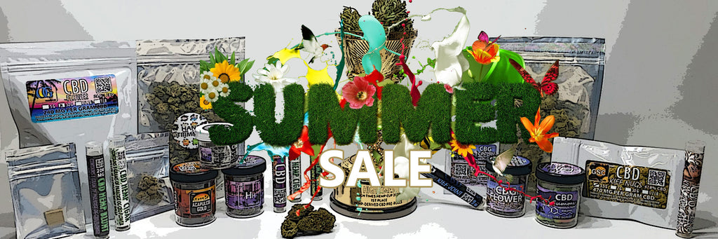 SUMMER SALE IS LIVE!  - $99 LB FLOWER, $20 LB TRIM AND MORE!