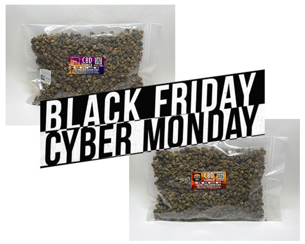 BLACK FRIDAY SALE STARTS EARLY AT WHOLESALE CBD FLOWER!!!