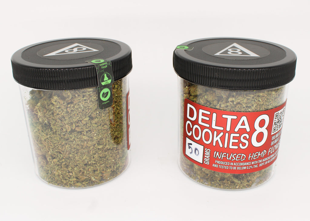 DELTA 8 THC COOKIES TRIM NOW IN STOCK!!!