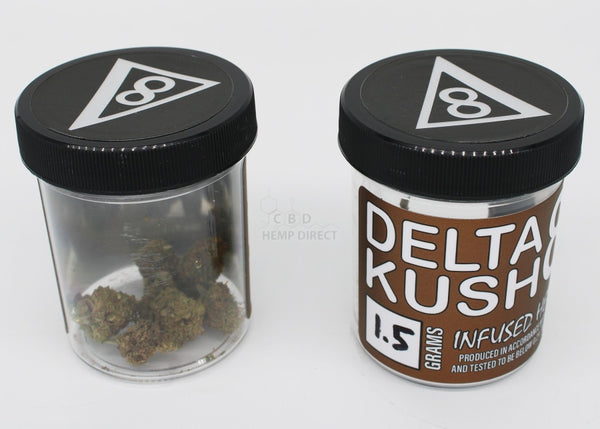 1.5 Grams Delta 8 Thc Hemp Flower - 6 Strains Available