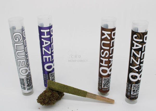 1 Gram Delta 8 Thc Hemp Joints - 4 Strains Available Flower