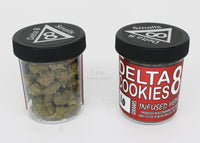 10 Grams Delta 8 Thc Hemp Flower Small Buds - 6 Strains Available