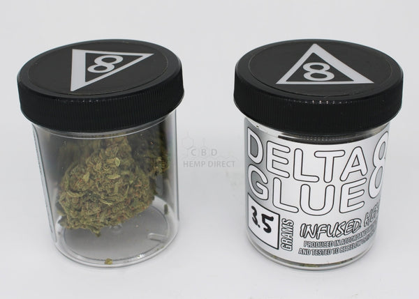 3.5 Grams Delta 8 Thc Hemp Flower - 6 Strains Available
