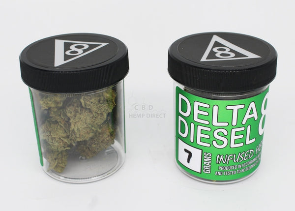 7 Grams Delta 8 Thc Hemp Flower - 6 Strains Available