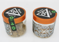 7 GRAMS DELTA 8 THC MOON ROCKS - 400 MG CBD | 80 MG Δ8 - 4 STRAINS AVAILABLE
