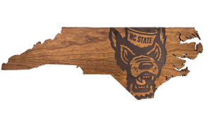 NC State Wolfpack Wall Art