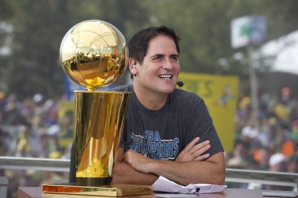 September 2018 HTSAAIL of the Month: Mark Cuban