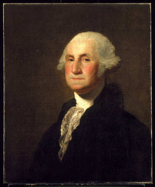 February 2019 HTSAAIL of the Month - George Washington