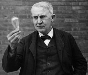 December 2018 HTSAAIL™ of the Month - Thomas Edison