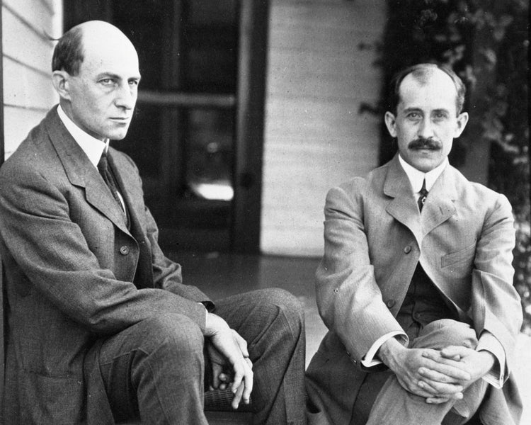 October 2019 HTSAAIL of the Month - The Wright Brothers