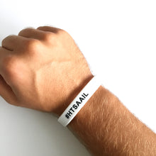 Load image into Gallery viewer, HTSAAIL Wristbands. ( Pack of 3 )