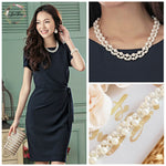 New fashion collar necklace & pendant chunky luxury choker | trendy womens
