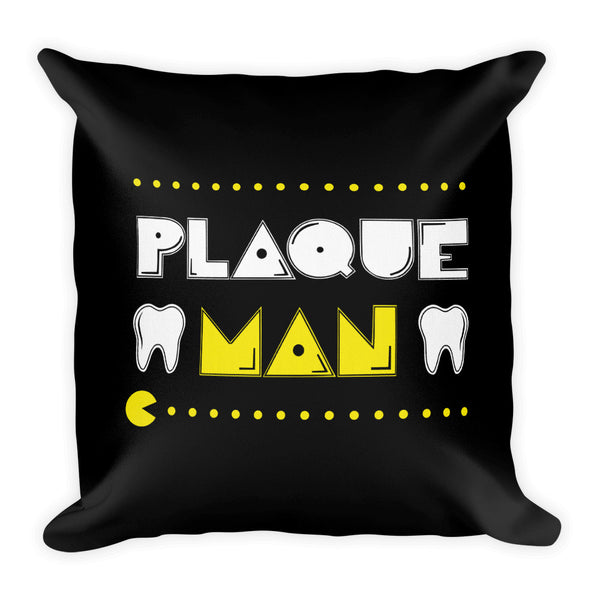 Plaque Man - Premium Pillow