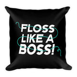 Floss Like A Boss - Premium Pillow