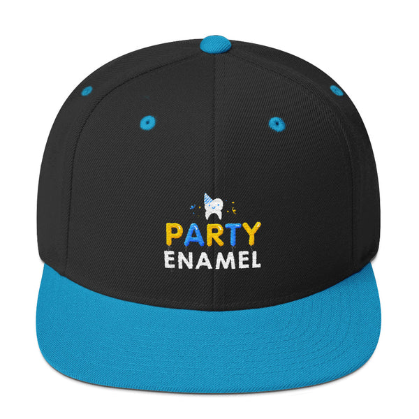 Party Enamel - Snapback Hat