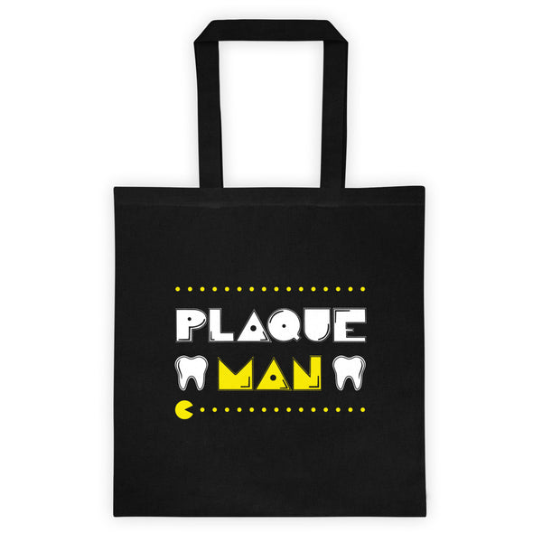 Plaque Man - Tote bag