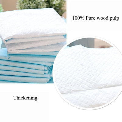 100pcs Super Absorbent Training Pee Pads. 33*45cm