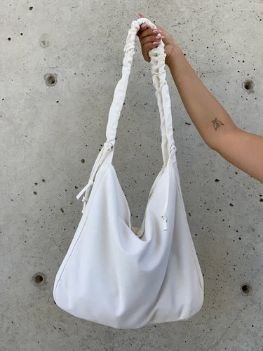 Scrunchy Shoulder Bag