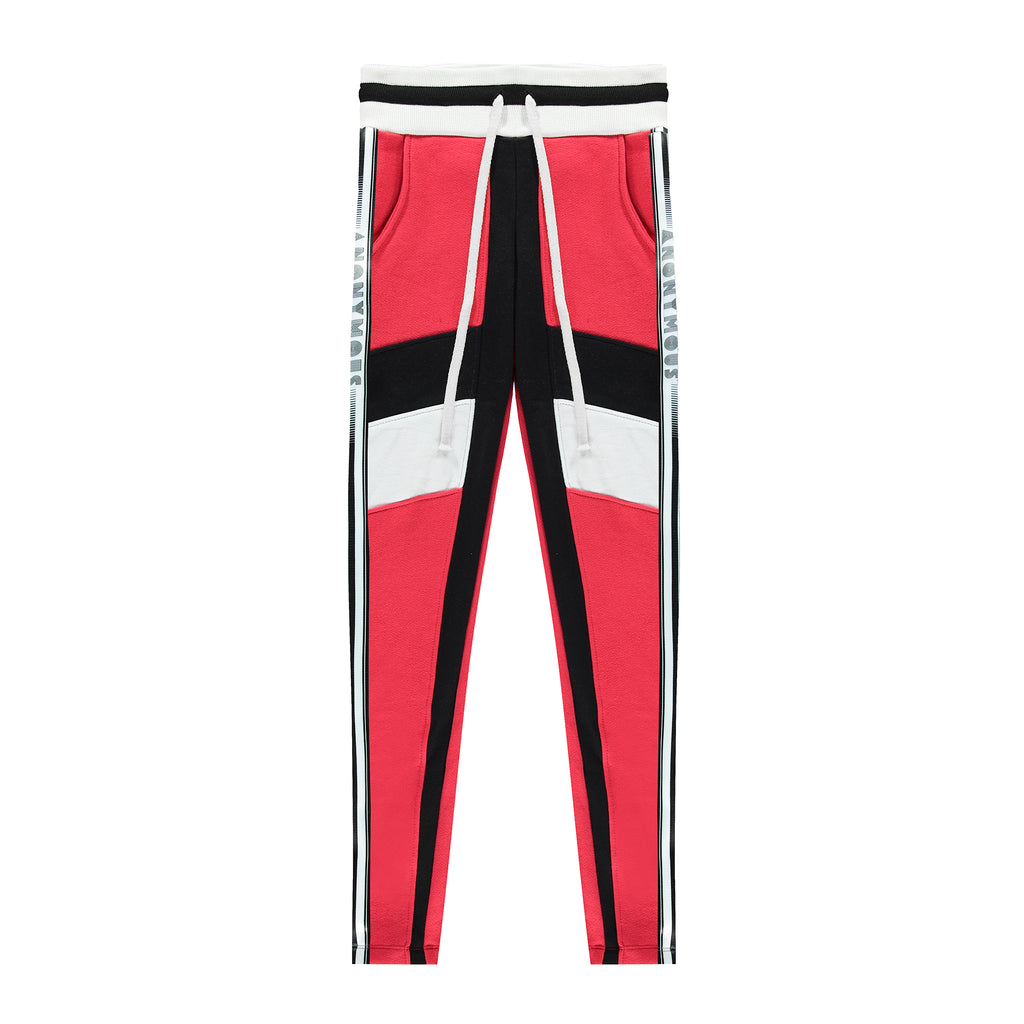 MULHOLLAND RACERS SWEATS RED