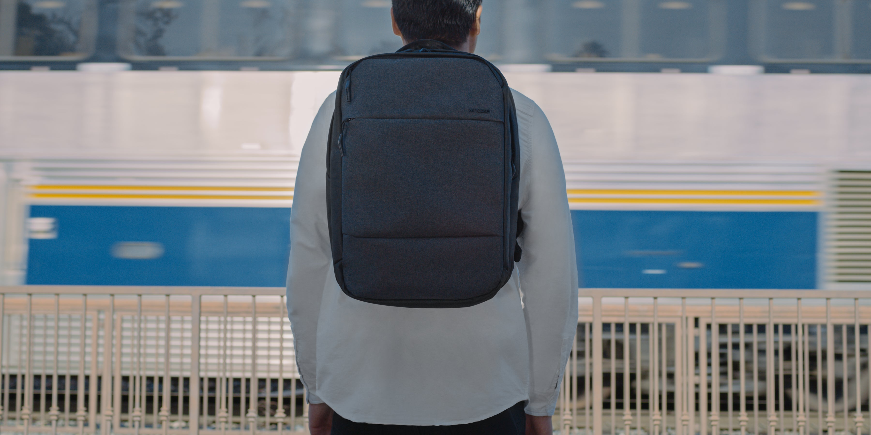 City Backpack Video
