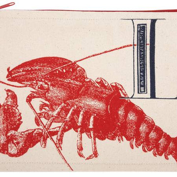 Lobster Sketch Pouch