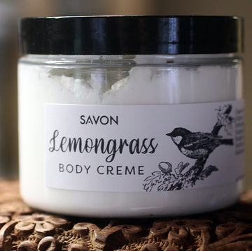 Lemongrass Body Creme