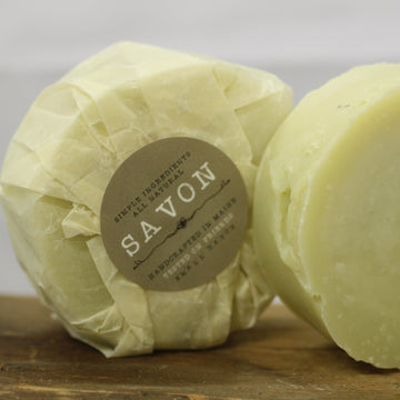 Rosemary & Peppermint Shampoo Bar