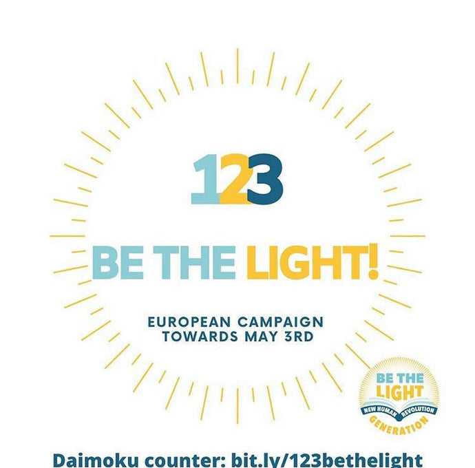 123 Be the Light!