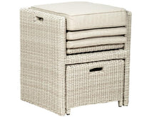 Load image into Gallery viewer, Tuscany Cube Set- 8 Seater- Cream