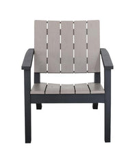 Load image into Gallery viewer, Denver Polypropylene- Bistro Set - Wood Grain Effect