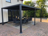 The Odyssey Gazebo 3m x 3.6m (10ft x 11.8ft ) set of 3 sides optional extras